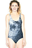 Moon Print Swimsuit ($120)
