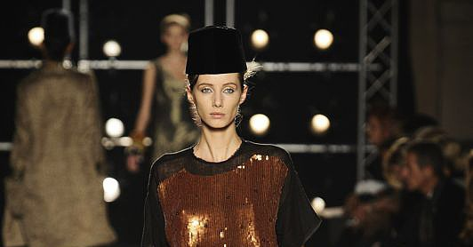 Milan Fashion Week: Aquilano E Rimondo Spring 2009