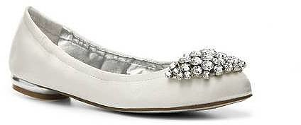 Nine West Jeweled Ballet Flat