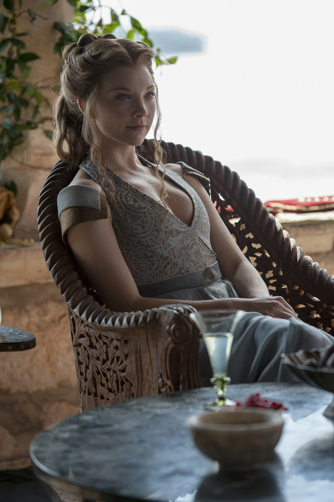Margaery reclines before her wedding.