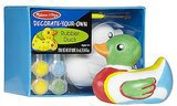 Melissa & Doug Decorate-Your-Own Rubber Duck