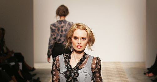 Air New Zealand Fashion Week 2008: Juliette Hogan