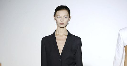 Milan Fashion Week: Jil Sander Spring 2009