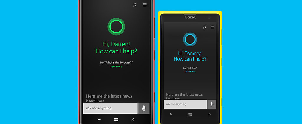 Cortana Is Windows Phone's New Personal Assistant
