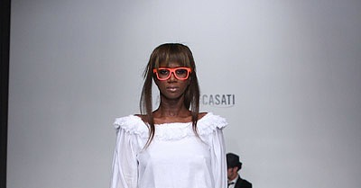 Mexico Fashion Week: Alessa Casati  Spring 2009