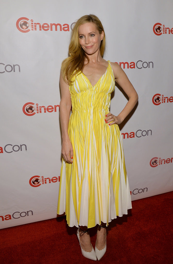 Leslie Mann at CinemaCon