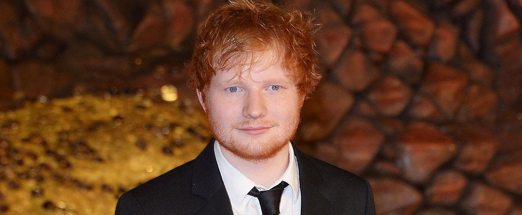 Ed Sheeran Grants a Young Girl's Dying Wish, Just in Time