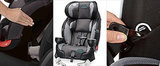 Does Evenflo's New SecureKid DLX All-in-One Booster Car Seat Live Up to the Hype?
