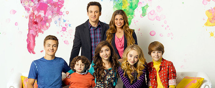 Cory and Topanga's First Family Portrait Is Perfect