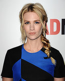 January Jones at Mad Men Season 7 Premiere