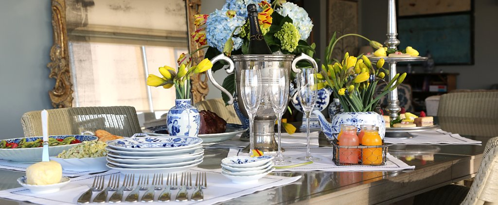 POPSUGAR Shout Out: Your Stunning Spring Brunch