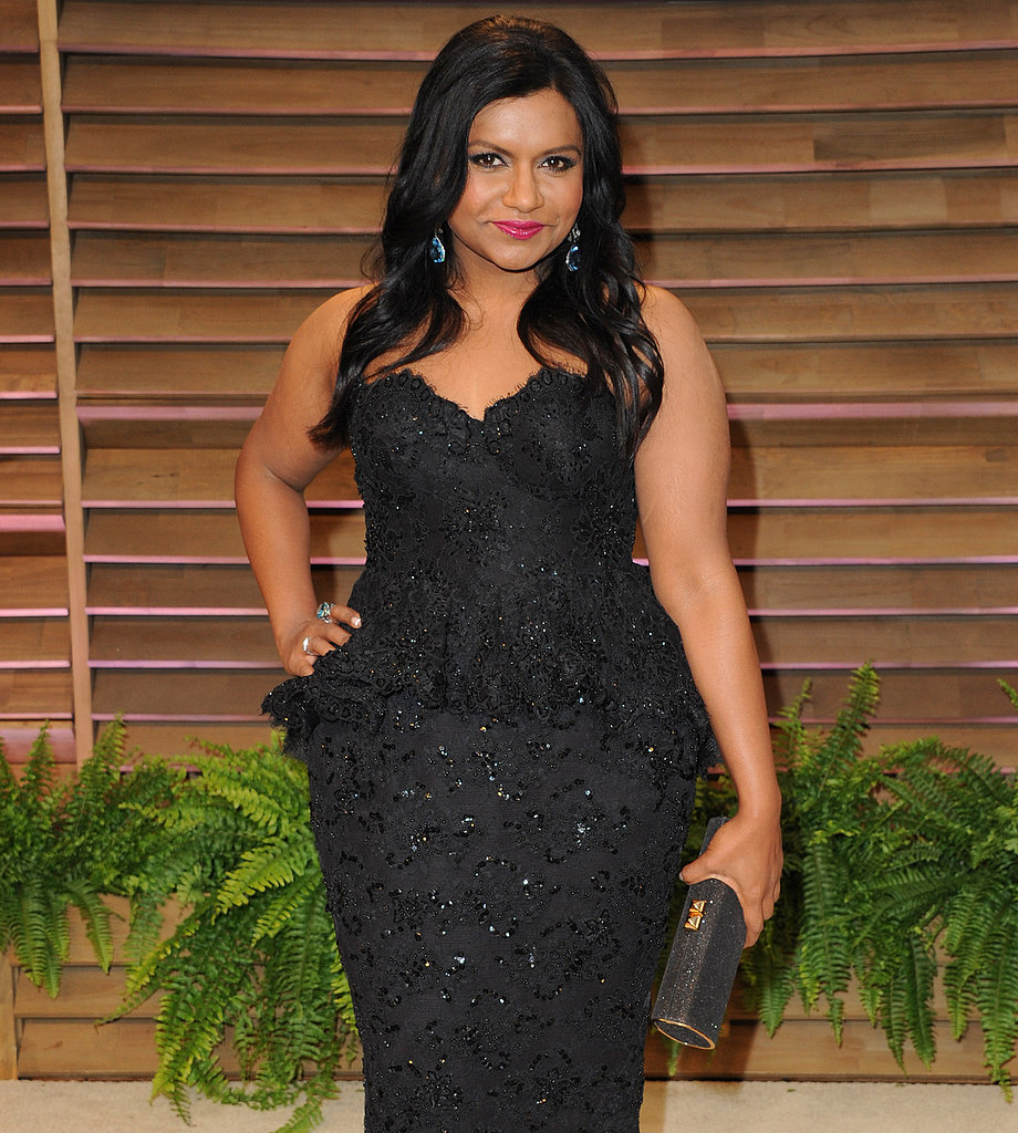 Mindy Kaling's Newest Project Is Her Healthy Lifestyle