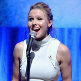 Kristen Bell Singing Do You Want to Build a Snowman Live