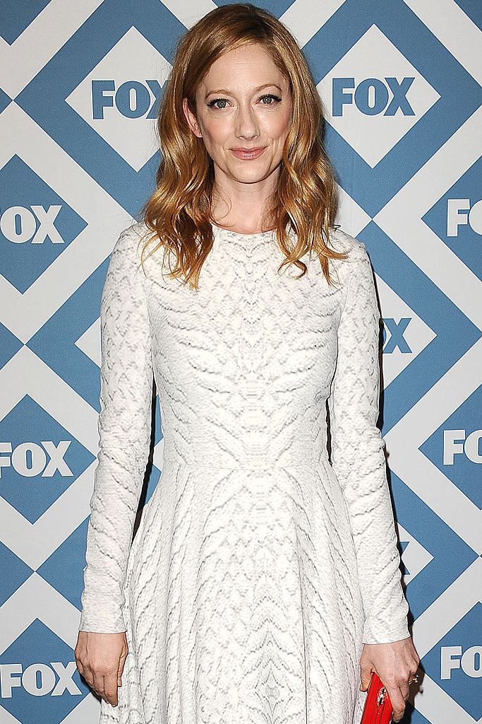 Judy Greer joined Jurassic World alongside Chris Pratt, Bryce Dallas Howard, and Jake Johnson.