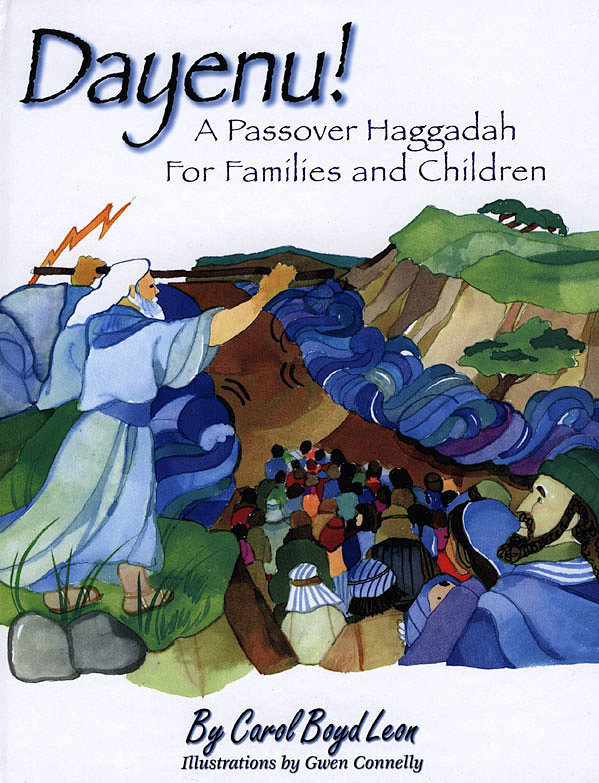 Dayenu!: A Passover Haggadah For Families and Children