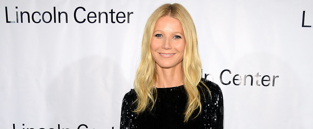Gwyneth Paltrow Shares a Sweet Birthday Snap With Moses