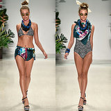Talulah Swimwear 2014 Australia Fashion Week Runway Pictures