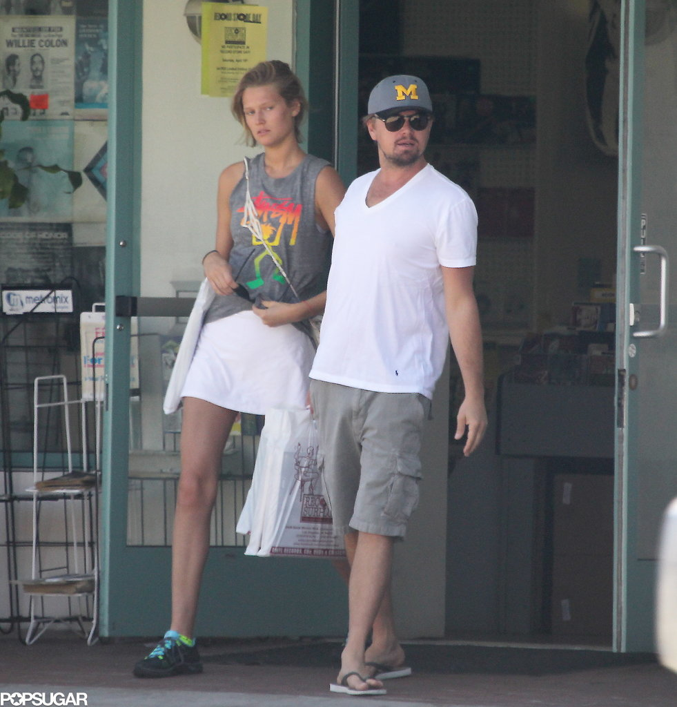 Is This How Leo and Toni Are Gearing Up For Festival Season?