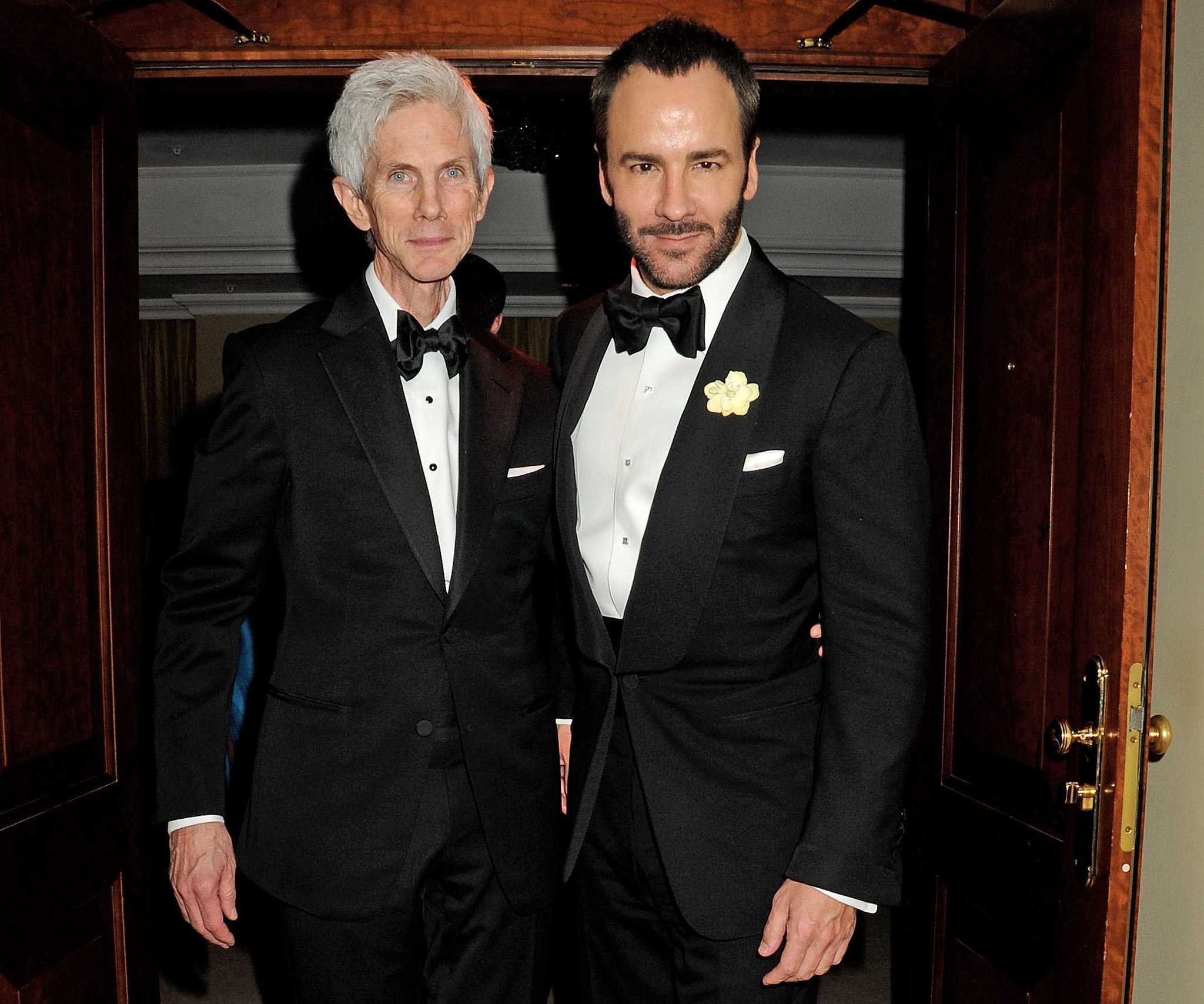 tom ford marries richard buckley popsugar fashion. Cars Review. Best American Auto & Cars Review