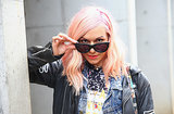 Australian Fashion Week Beauty Street Style 2014