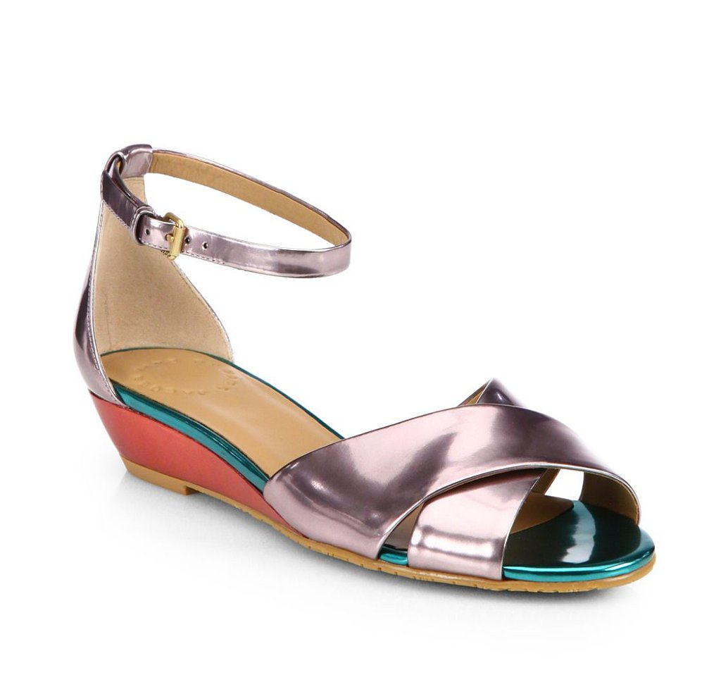 The Metallic Wedge