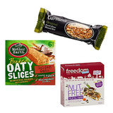 Calories in Breakfast Bars & Calories in Muesli Bars