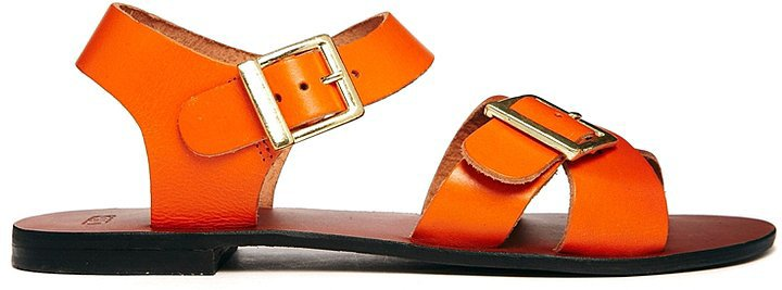 ASOS Leather Sandals