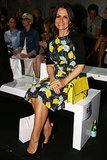 Lisa Wilkinson at MBFWA Day Three