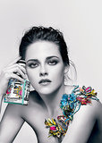 Kristen Stewart posed topless for the Balenciaga Rosabotanica campaign. Source: Balenciaga