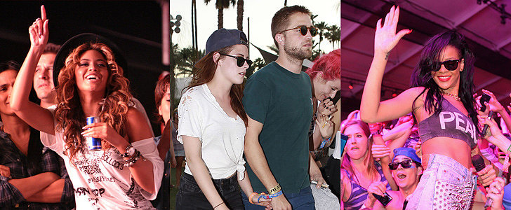 Coachella Is a Celebrity Paradise