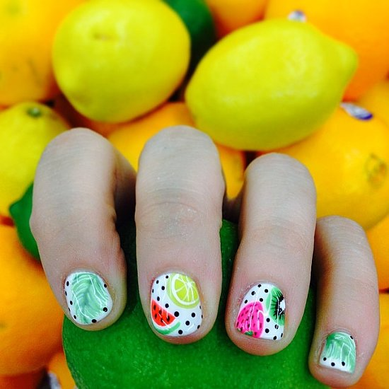 You've Got to See This Gorgeous Spring Nail Art on Instagram