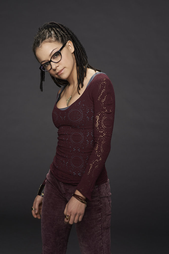 Tatiana Maslany as Cosima. Source: BBC