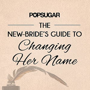Changing Name Checklist After Marriage