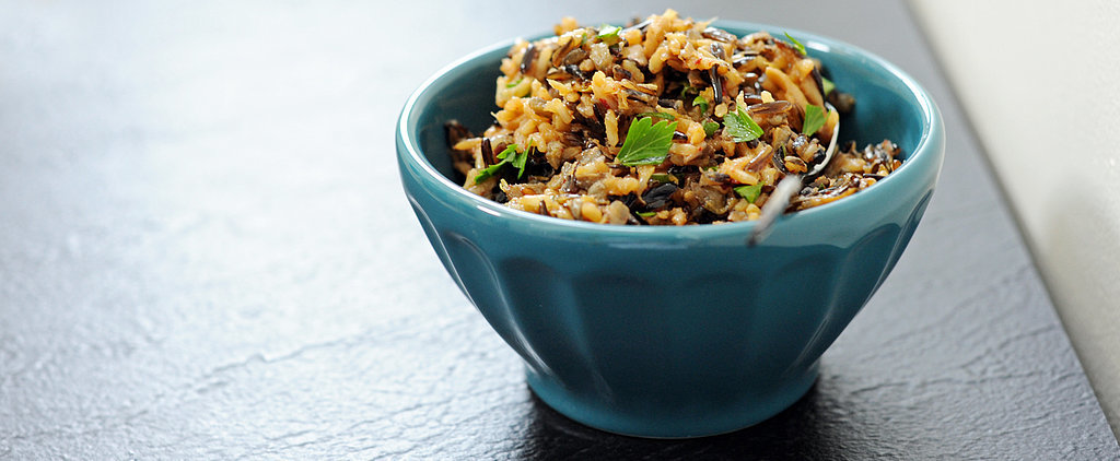 A Wild-Rice Stuffing Recipe You'll Want to Eat Year-Round