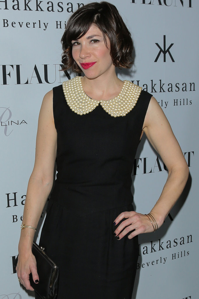 Portlandia's Carrie Brownstein joined Carol, a lesbian drama starring Cate Blanchett and Rooney Mara. The film is an adaptation of Patricia Highsmith's book The Price of Salt.
