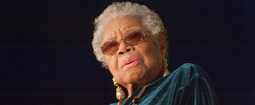 Maya Angelou Writes the World's Most Poetic Cancellation Letter