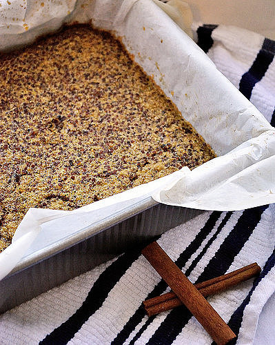 Cinnamon Quinoa Bake
