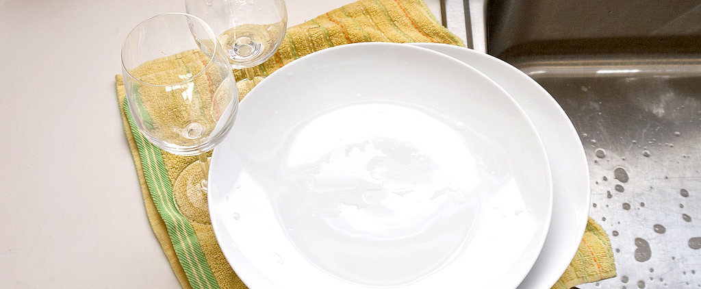 Master the Art of Hand-Washing Dishes