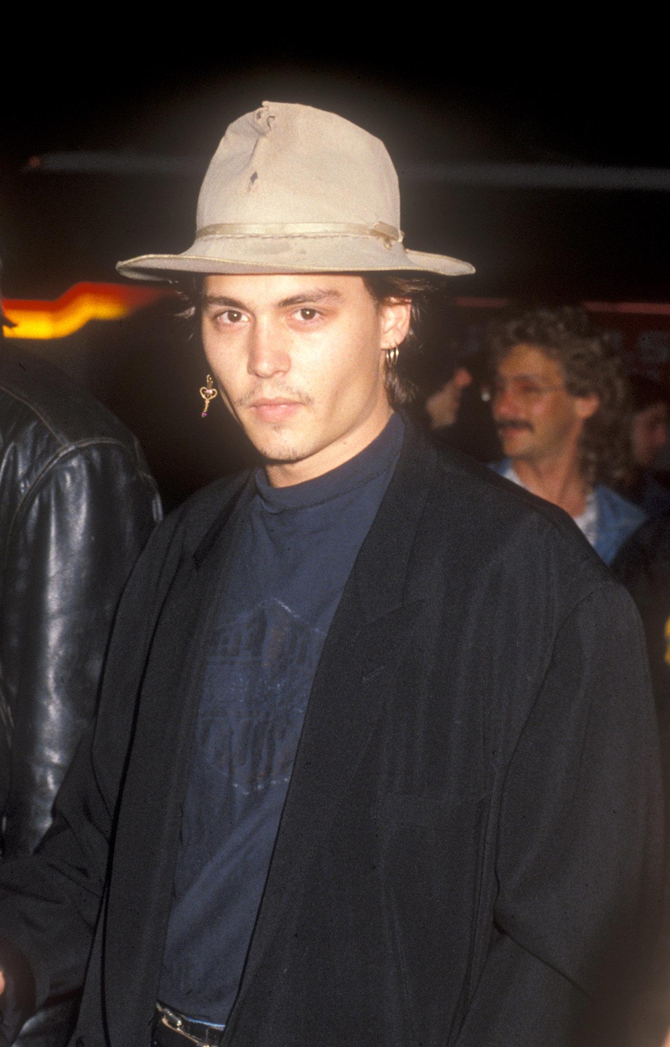 Johnny Depp, 1988