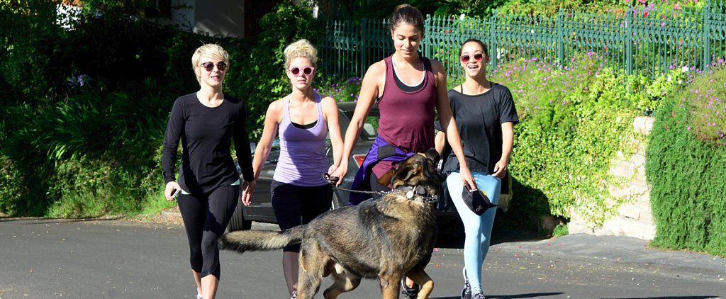 These Celebrities Are Proof Group Workouts Rock