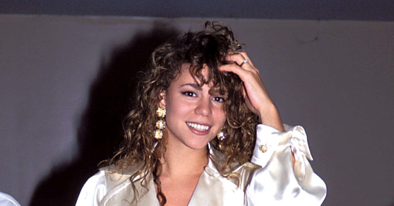 Mariah Carey, 1991 | Remember the First Time These Stars Hit the Red ... Mariah Carey