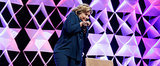 Hillary Clinton Laughs Off Her Bizarre Shoe Attack