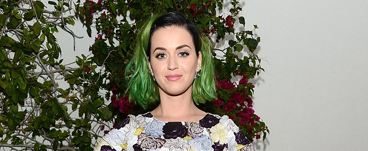 Katy Goes Green, Kristen Opts For Orange, and More Star Style Updates