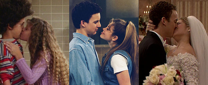 Let's Relive Cory and Topanga's Crazy-Cute Romance