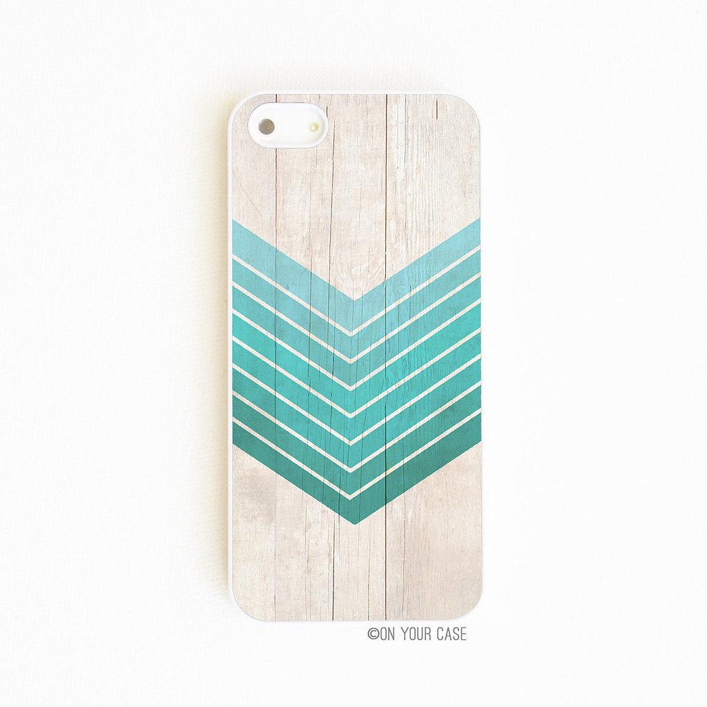 Geometric Ombré by OYC Smartphone Case