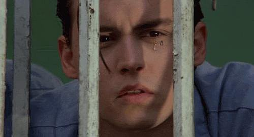 His bad-boy hotness in Cry-Baby practically brought you to tears yourself.