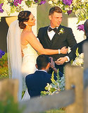 Nick Carter Gets Married in Santa Barbara — See the Pics!