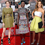 Celebrity Dresses at MTV Movie Awards 2014