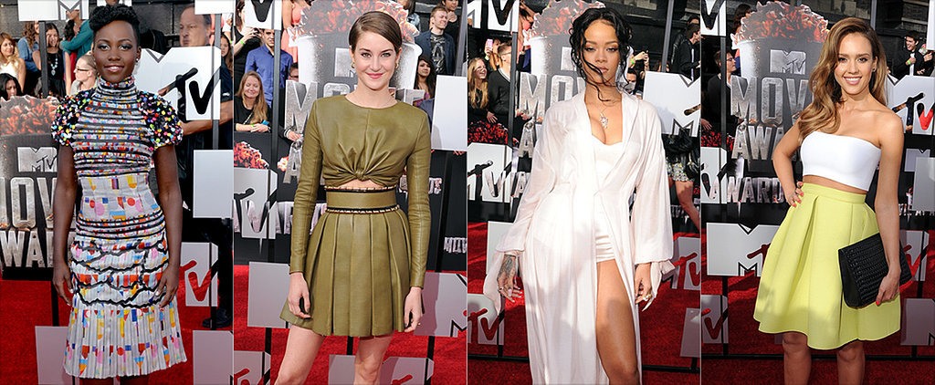 From the Dresses to the GIFs — Highlights From the MTV Movie Awards