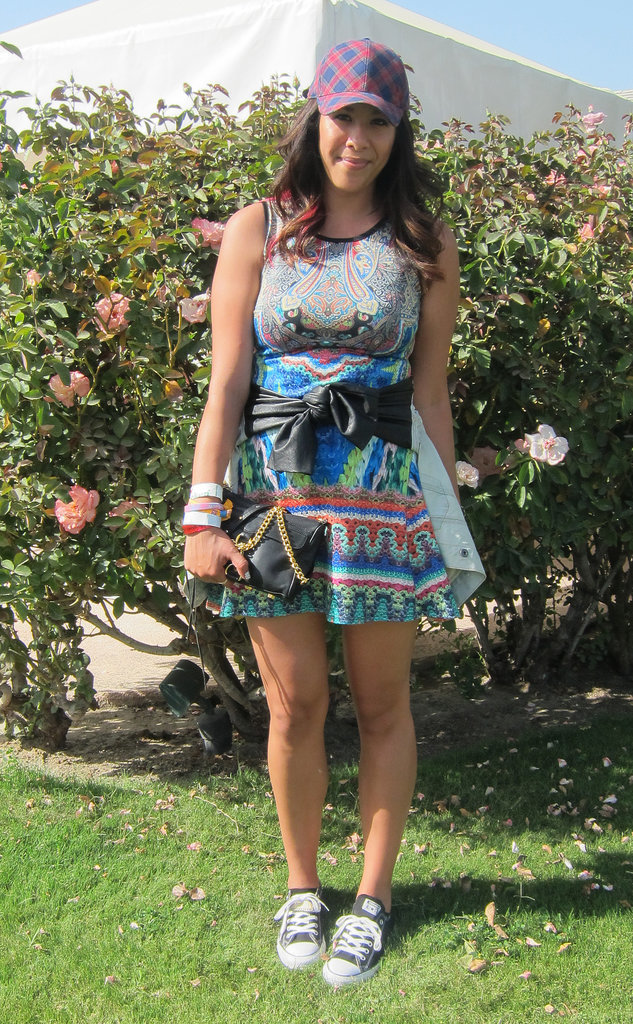 Festival Fashion The Street Style Dispatch From Coachella And Beyond Popsugar Fashion